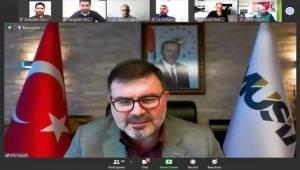 MÜSİAD'dan Ortak Toplantı