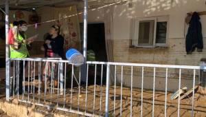 Sel mağdurlarına destek 13 milyon lirayı aştı