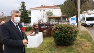Berkin Elvan Güzelbahçe'de anıldı