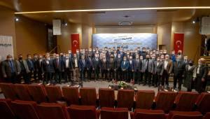 MÜSİAD İzmir'de Bilal Saygılı Yeniden Başkan Seçildi