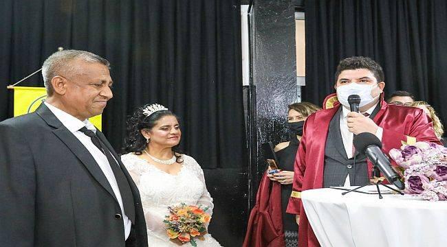 Başkan Kılıç Roman vatandaşların mutluluğuna ortak oldu