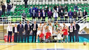 Bornova Belediyespor 94 – 77 Konya Basketbol