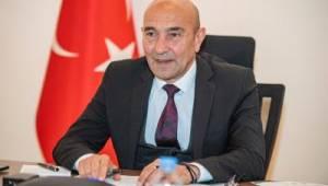 """""""İzmir'i doğa ile uyumlu dünyada örnek bir kent yapmaya kararlıyız"""""""