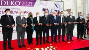 MODEKO 2021 İzmir'de Başladı