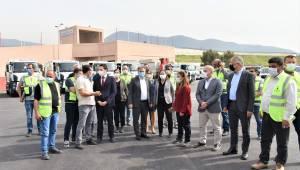 Daha temiz bir Bornova için Katı Atık Transfer Merkezi