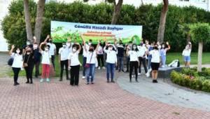 İzmir'de kiraz hasadı için Biz Varız dayanışması başladı