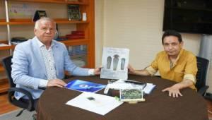 Kemalpaşa'nın Taşlara Yazılan Tarihi Kitaplaştı
