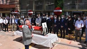 Kemalpaşa, Ramazan Coşkun'u son yolculuğuna uğurladı