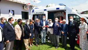 1 Milyonluk Ambulans Çiğlililerin Hizmetinde