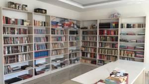 Atatürk Çocukları Kütüphane Ve Bilim Merkezi Açılışa Hazır