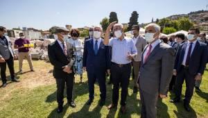 Başkan Soyer, Visitİzmir tanıtım etkinliğinde konuştu