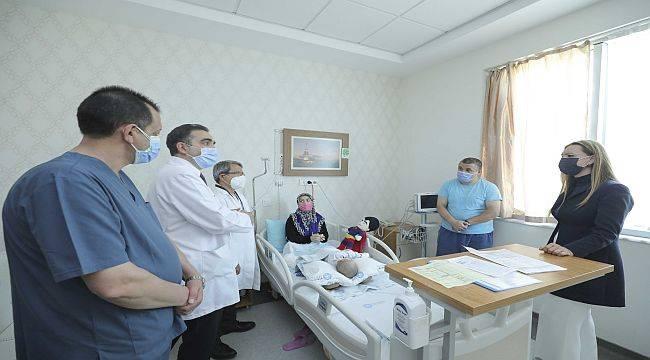 DEÜ'de Özel Çocuklar İçin Ağız Ve Diş Sağlığı Hizmeti Başladı