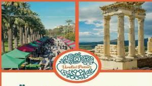 İzmir'in dördüncü yerel üretici pazarı Bergama'da açılıyor
