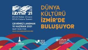 Kültür Zirvesi'nin çevrim içi lansmanı yarın yapılacak