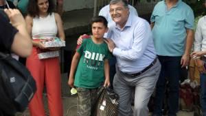 """Milletvekili Sındır, """"Çocuklarımıza en güzel miras üreten bir Türkiye"""""""