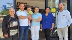 SMA hastası Mehmet Ayaz tedavisi için yardım bekliyor