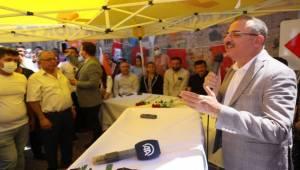 AK Parti İzmir'de yoğun hafta sonu mesaisi