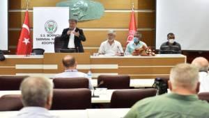 Bornova'da tarımsal üretime destek