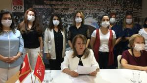 CHP'nin Kadınları Mücadeleden Vazgeçmiyor
