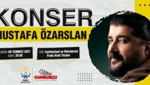 Çiğli'de Yaz Konserleri Mustafa Özarslan ile Başlıyor