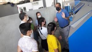 Bergama'lı öğrenciler çevreye duyarlı yetişiyor