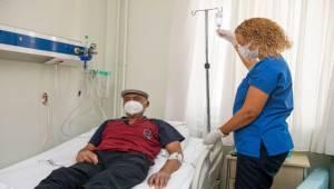 Eşrefpaşa Hastanesi'nden yaşamlara dokunan hizmet