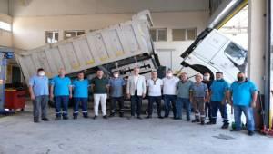 """Gaziemir Belediyesi'nde """"tasarruf""""lu hizmetler!"""
