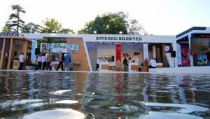 90. İEF'de Bayraklı Belediyesi İlgi Çekti