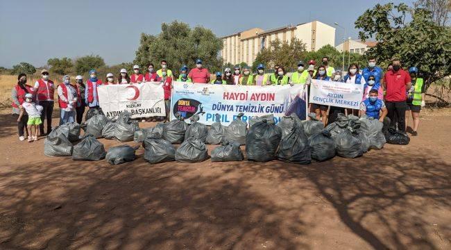 Aydın'da Çevre Duyarlılığı İçin Etkinlik