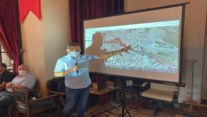 Selinos Antik Kanal Restorasyon Toplantısı