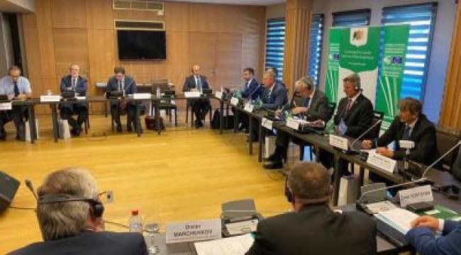 Avrupa Konseyi Yerel ve Bölgesel Yönetimler Kongresi Büro Toplantısı sona erdi