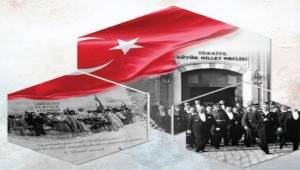 Ege'de 10 Kasım Atatürk'ü Anma Töreni