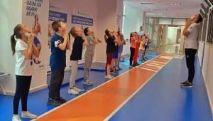 İzmir Büyükşehir Belediyesi sportif yetenek ölçümüne yeniden başladı