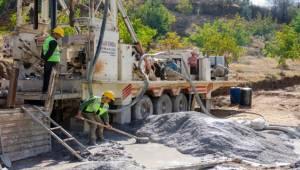 İzmir'in İlçelerinde Su sıkıntısı Çözülüyor