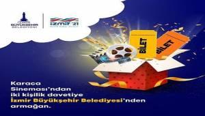 Karaca Sineması'na destek