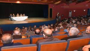 Narlıdere'de Bilgilendirme Toplantısı