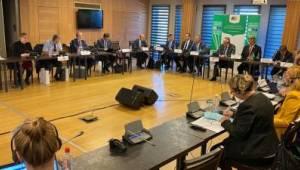 YBYK Büro Toplantısı Macaristan'da başladı