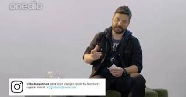 Oğuzhan Uğur Sosyal Medyadan Gelen Soruları Yanıtlıyor!